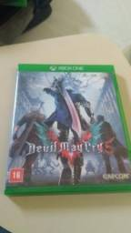 Devil may cry 5 Xbox one vendo ou troco