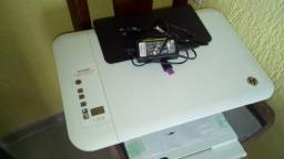 Retirada de Peças impressora HP Deskjet Multifuncional
