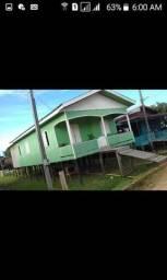 Vendo uma casa em Tarauacá 16 × 6 MT