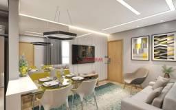 Cobertura com 2 quartos à venda, 97 m² por r$ 315.000 - colégio batista - belo horizonte/m