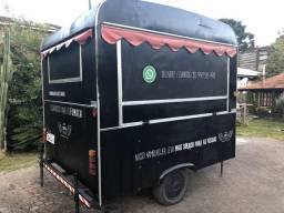 Trailer Food Truck ano 2017