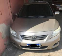Corolla 2011 XEI banco de couro automático - 2011