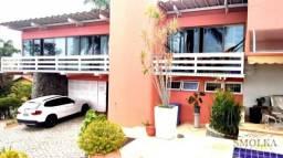 Casa à venda com 4 dormitórios em Itaguaçu, Florianópolis cod:9317