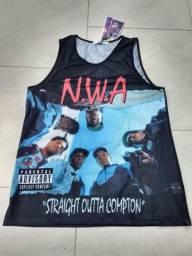 Regata NWA tamanho G importada raridade