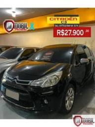 Citroën C3 Excl. 1.6 VTi Flex Start 16V 5p Aut. - 2014