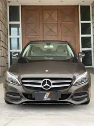Mercedes c180 exclusive 15/15 - 2015