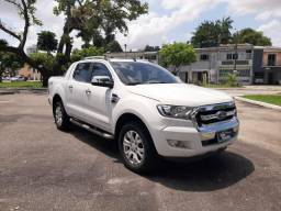 Mega oferta c/ $ 20.000,00 de entrada! Ranger Limited 3.2 diesel 4x4 2017 - Falar com Igor - 2017