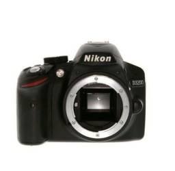 Nikon D3200 + Nikon D200 + Lente 18-200