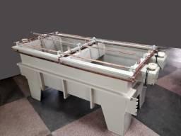 Tanque cobre alcalino 640L