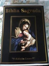 Bíblia Sagrada Edição de Luxo