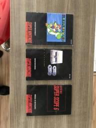 Manuais: Super Nintendo + Super Mario World + Super Scope 6