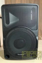 Caixa Amplificada Ecopower EP-S307 - 10 Polegadas - Bluetooth - Preta