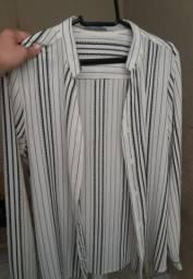 Camisa Feminia Blusa