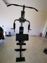 Estação de Musculação com 80kg