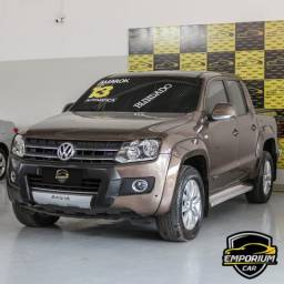 VOLKSWAGEN AMAROK 2013/2013 2.0 HIGHLINE 4X4 CD 16V TURBO INTERCOOLER DIESEL 4P AUTOMÁTIC - 2013