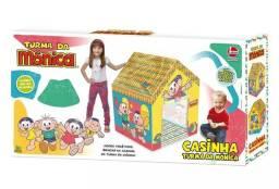 Casinha Turma Da Mônica Líder Brinquedos