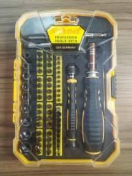(NOVO) Conjunto de ferramentas Celular Profissional 67 em 1 Fatick Tool Set