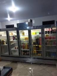Vendo ou troco freezer vertical expositor ou troco por freezer menor