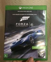 Forza 6 para Xbox One