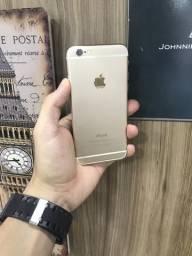 Vendo iPhone 6 16gb gold