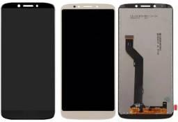 Display Tela LCD Touch Moto E5 Normal c/ Garantia