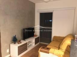 Apartamento à venda com 2 dormitórios em Morumbi, Paulínia cod:AP006865