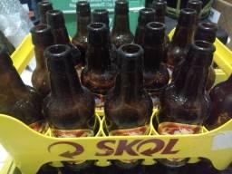 100 garrafas de cerveja