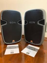 Caixa de som EON 305 JBL Profissional
