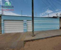 Casa com 3 dormitórios para alugar, 118 m² por R$ 900/mês - Residencial Portal Do Cerrado