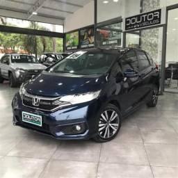 Honda Fit 1.5 Exl Automático 16v Flex 2019 / Fit 19