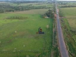 Área à venda, 193600 m² por R$ 800.000 - Zona Rural - Ji-Paraná/RO