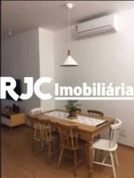 Apartamento à venda com 3 dormitórios em Tijuca, Rio de janeiro cod:MBAP33068