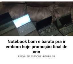 Notebook disponível em Lins pronta entrega