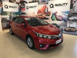 Toyota - Corolla Xei 2.0 Flex automático - 2017