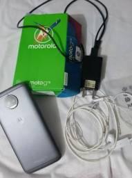 Celular Moto G 5S Plus - 32 Gb - Preto
