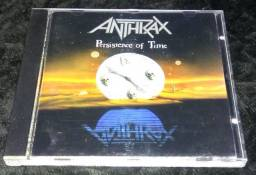 Anthrax - Persistence of Time (importado)