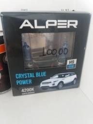 Lâmpada Crystal Blue Power 4200k