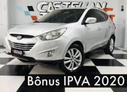 IX35 2011 + BONUS IPVA 2020 - 2011