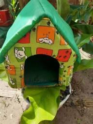 Casinha para cães e gatos