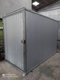 Container para obras/ comércio
