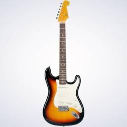 Guitarra Sx Sst62 3ts Vintage Series Com Bag