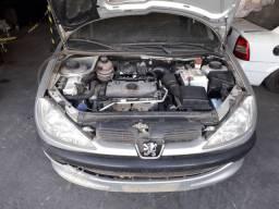 Motor Parcial Peugeot 206 207 Citroen C3 1.4 Flex 82 cv