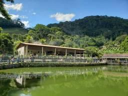 Sítio com pesque pague e restaurante em pleno funcionamento - Bom Jadim/RJ