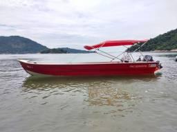 Táxi Boat Impecável
