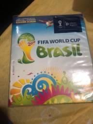 Álbum Figurinhas Copa do Mundo 2014 C.O.M.P.L.E.T.O