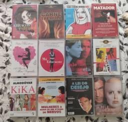 Almodóvar Super Combo com 12 Filmes - Pele Que Habito, Matador, Kika e etc.