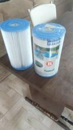Refil para filtro de piscina