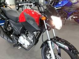 Título do anúncio: Factor 125I ED Yamaha 2022 Financia 48x