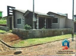Venda - Casa 3 quartos - Área privativa 68,65 m2 - Lot. Manica - Pinhal de S. Bento PR
