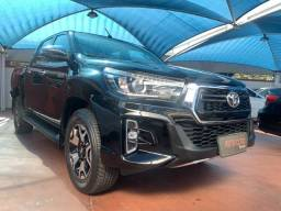 Toyota hilux 2020 2.8 srx 4x4 cd 16v diesel 4p automÁtico